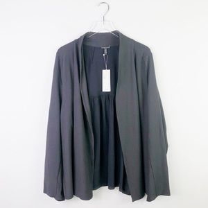 [nwt] Eileen Fisher Stretch Crepe Short Jacket 3x